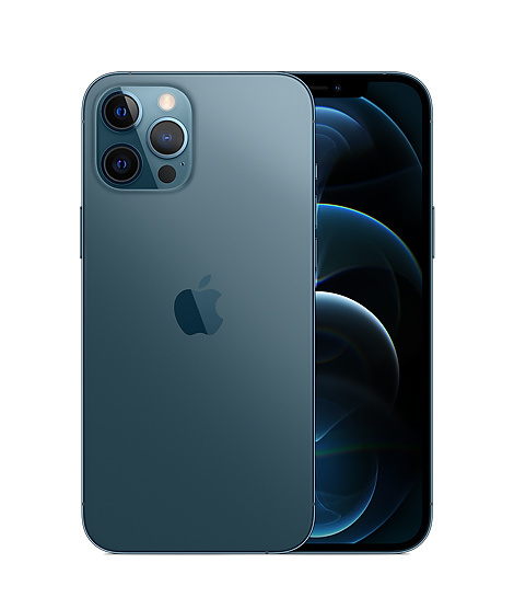 Apple iPhone 12 Pro Max - 256 GB - Pacific Blue